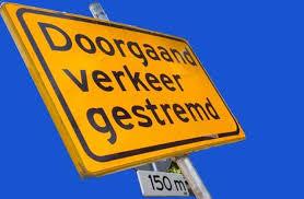 werkzaamheden aan de Panneweg/Heveringseweg